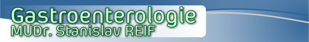 Gastroenterologie MUDr. Stanislav Reif